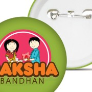 Raksha Bandhan Badge