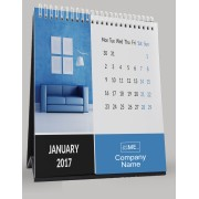 Desk Calendar - 8 X 10 inches