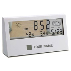 Digital Clock Transparent