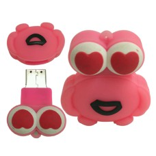 Pink Heart Goody Pendrive