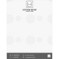 Business Custom Letterhead