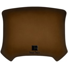 Brown Design Mouse Pad