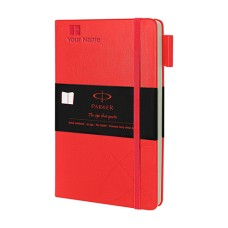 Red Notebook Parker