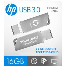 Pen Drive - HP x740 16 GB(USB 3.0)