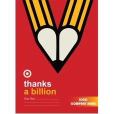 Think A Billion Poster