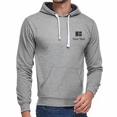Slim Fit Winter Sweatshirt