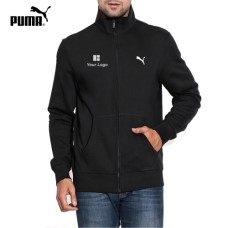 Puma Sweat Jacket Black
