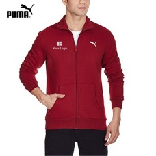 Puma Sweat Jacket Red