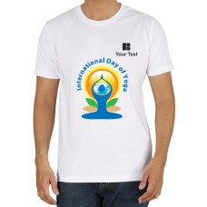 Yoga Tshirt International Yoga Day